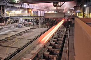 In Differdingen steht ein Stahlwerk, das sich auf das thermomechanische Verfahren spezialisiert hat.