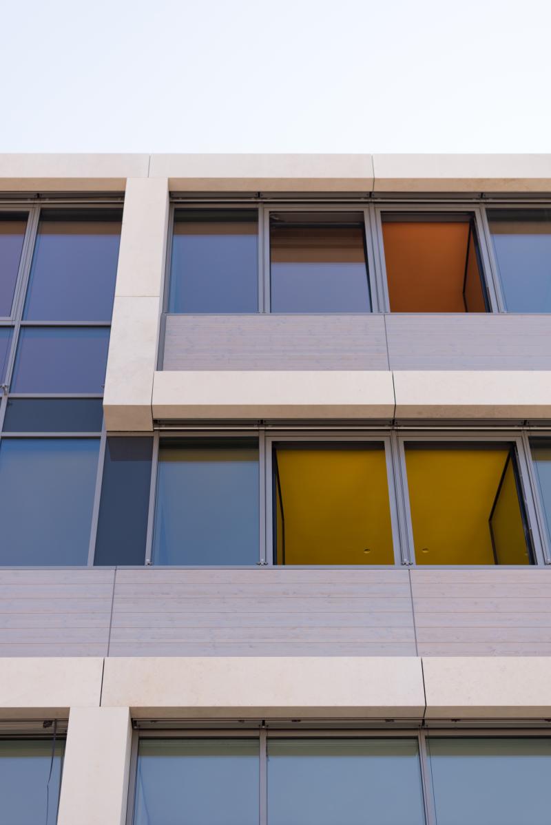 Astounding Fassade Mit Blech Verkleiden Ideen Von Der Vhf-verkleidung Erhält Die Eine Facettenreiche Und