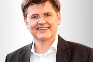 Bernhard Feigl, Geschäftsführer von Glas Marte.<br />