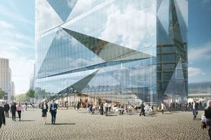 In Planung: cube berlin