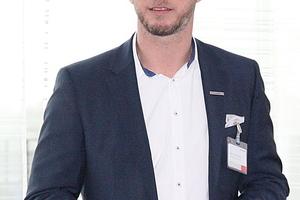 Andreas Vehreschild ist bei dormakaba D-A-CH für BIM verantwortlich.<br />