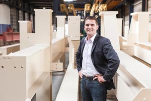 """<div class=""""bildtext"""">Matthias Gabler war zunächst skeptisch, ob er der Empfehlung einer Unternehmensberatung folgen soll. Heute ist er froh über sein Joint Venture.</div>"""