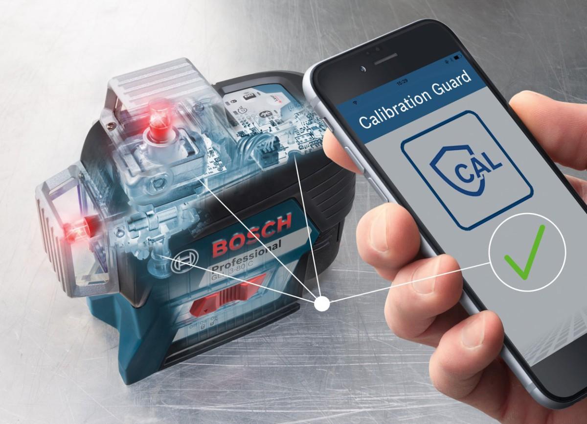 Bosch Entfernungsmesser Mit App : Bosch power tools bilanziert metallbau