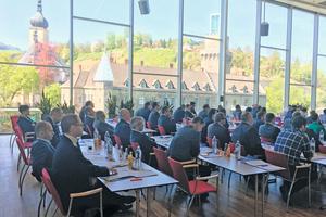 Mit 165 Teilnehmern meldete der Metallbautag der AMFT in Waidhofen einen Rekord.