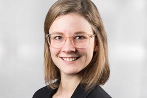 Felicia Fischer, Referentin beim IT-BranchenverbandBitkom.