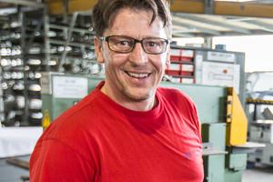 Hansueli Schäfer, Mitglied der Vorstandschaft Metaltec Bern.