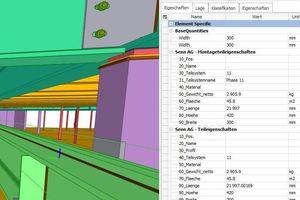 """<div class=""""bildtext"""">Senn setzt für die Planung IFC-Dateien aus BIM-fähiger Software ein wie auch für die Produktions-, Transport- und Montageplanung.</div>"""