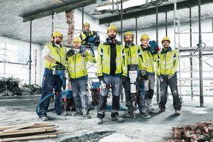 Bosch PROtection macht Arbeiten sicherer.