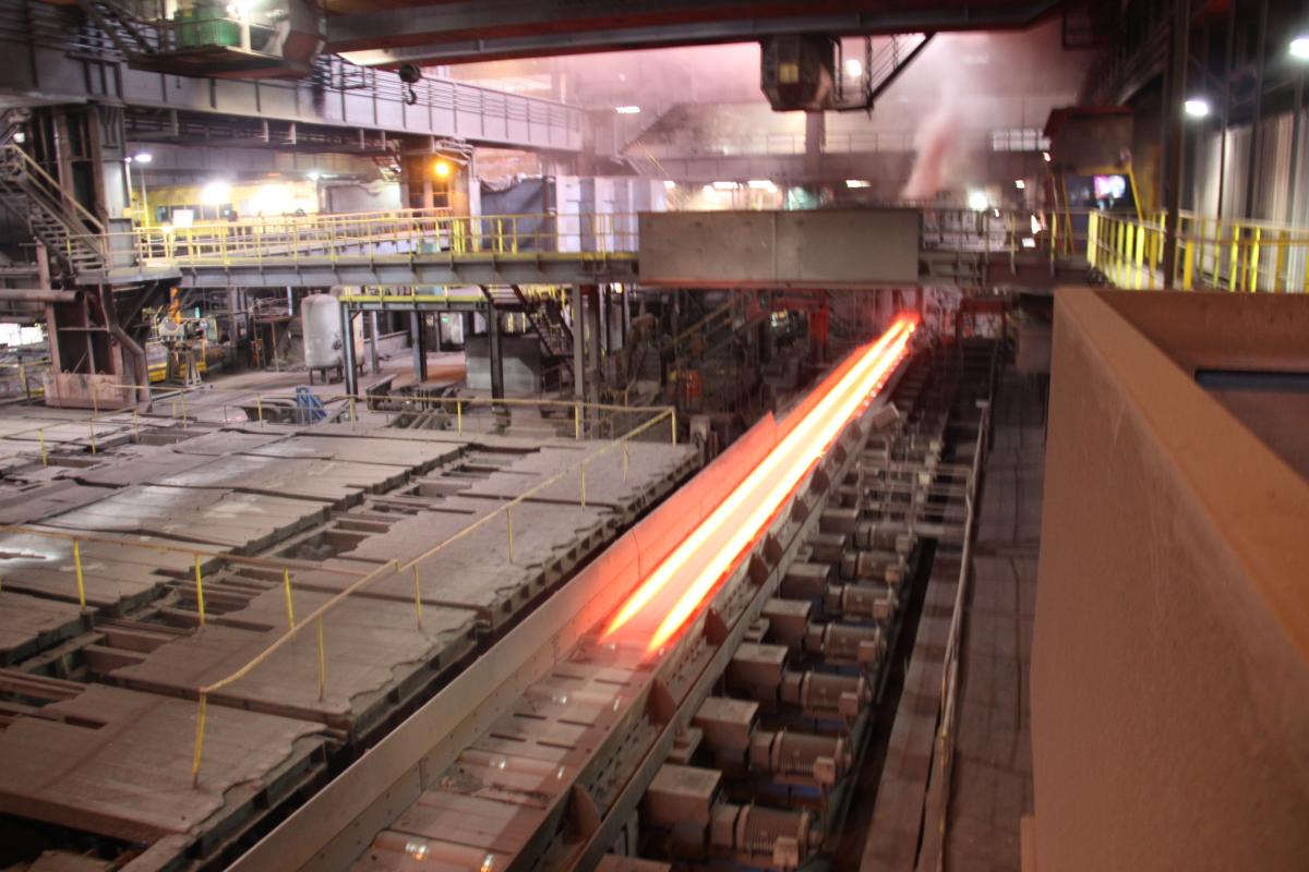 Stahlguten Im Hallenbau Metallbau