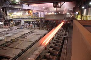 """<div class=""""bildtext"""">Rudolf Rauch empfiehlt thermomechanisch gewalzte Stahlgüten S355M/ML oder S460M/ML nach EN 10025-4, wie sie auch im Stahlwerk Differdingen produziert werden.</div>"""