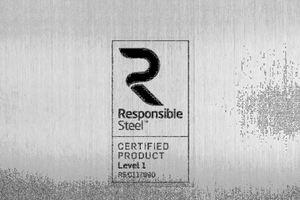 Ab 2020 − das neue Label ResponsibleSteel.