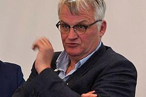 Dr. Alan Knight, Co-Vorsitzender der Non-Profit-Organisation ResponsibleSteel und Head of Sustainability bei ArcelorMittal.