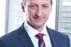 Gregor Machura, Geschäftsführer bauforumstahl.<br />