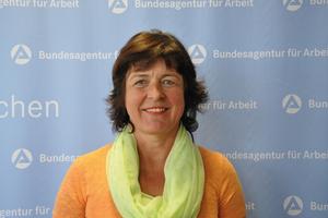 """<div class=""""bildtext"""">Ingeborg Liebhaber von der Agentur für Arbeit hat das Projekt MySkills für den Pilot-Standort München begleitet.</div>"""
