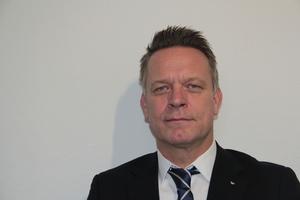 Thomas R. May, Leiter Produktmanagement Schüco Stahlsysteme Jansen.
