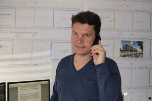 """<div class=""""bildtext"""">René Péronne hat das Projekt bei Metallbau Windeck geleitet.</div>"""