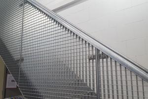 """<div class=""""bildtext"""">Metallbau Perger beschäftigt sich mit Sonderlösungen wie mit Gitterrosten, die als Geländerfüllung eingesetzt werden.</div>"""