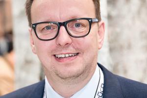 """<div class=""""bildtext"""">Rainer Reppert, Leiter Key Account Deutschland Schüco International.</div>"""