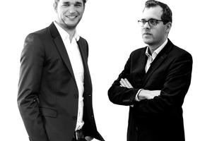 """<div class=""""bildtext"""">Gesellschafter Justus Feldhaus (li.) und Projektleiter Christian Unfeld, Feldhaus Fenster + Fassaden.</div>"""