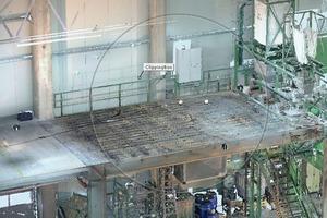 """<div class=""""bildtext"""">Franz-Josef Kunze hat von der Siloanlage ein virtuelles 3D-Modell aufgebaut, um das Aufmaß seiner Stahlbauteile zu nehmen.</div>"""