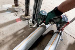 """<div class=""""bildtext"""">Der SSW 18 LTX 300 BL ist vielfältig einsetzbar und schafft Holz-, Metallschrauben und Beton-Verschraubungen. </div>"""