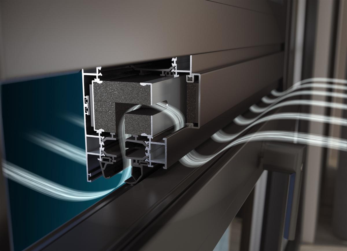 schallschutz auf der bau metallbau. Black Bedroom Furniture Sets. Home Design Ideas