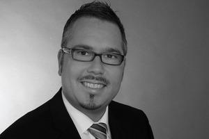 Mark Meyer ist Vertriebsleiter Aluminium bei Siegenia.