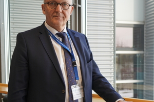 Dr.-Ing. Heinrich Bökamp, Präsident der Ingenieurkammer-Bau NRW.