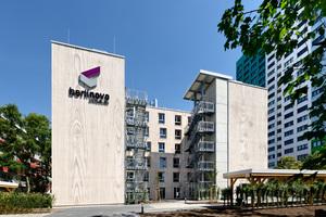 """<div class=""""bildtext"""">BIM-Referenz von Brüninghoff: ein Studentenwohnheim in Berlin.</div>"""