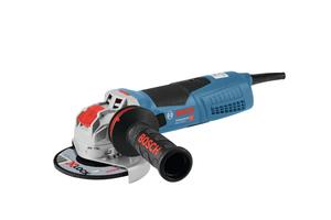 """<div class=""""bildtext"""">Acht Kabelgeräte werden aktuell mit X-LOCK angeboten: Der Winkelschleifer GWX 17-125 S hat 1.700 Watt.</div>"""