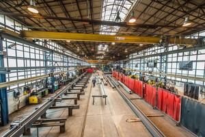 """<div class=""""bildtext"""">Das Unternehmen Stahlbau Porath löst sich als Gruppe wieder auf. Die Organisation ist zu aufwändig.</div>"""