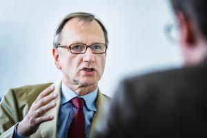 """<div class=""""bildtext"""">Pro Safeguard-Maßnahmen ist Hans Jürgen Kerkhoff, Präsident der WV Stahl.</div>"""