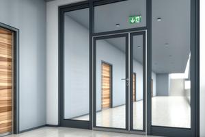 """<div class=""""bildtext"""">Das Dichtungssystem NADI eignet sich für Metall-, Glas-, Holz- und Kunststofftüren gleichermaßen.</div>"""