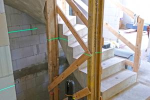 """<div class=""""bildtext"""">Diese Treppe konnte mit dem BLK360 im Vergleich zum 3D-Disto in einer statt in drei Stunden vermessen werden.</div>"""