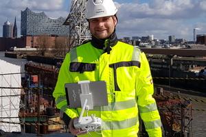 """<div class=""""bildtext"""">Christian Engelke ist Gründer des Drohnen-Dienstleisters Kopterflug in Bremen.</div>"""