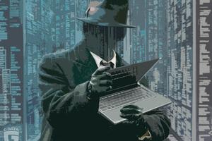 """<div class=""""bildtext"""">Spionage- und Sabotage-Angriffe, digitale Viren und Würmer können Unternehmen gefährlich werden, …</div>"""