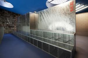 Fitnessstudio Balboa im Viadukt in Zürich.<br />