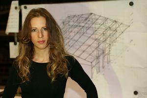 """<div class=""""bildtext"""">Lara Marwinski-Eich, Geschäftsführerin von Norma Stahlbau in Geldern.</div>"""