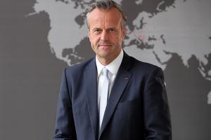 Marcus Sander, Vorsitzender der Geschäftsführung.