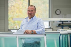 """<div class=""""bildtext"""">Peter W. Schauerte, Geschäftsführer von Ariane Aluminium-Systeme.</div>"""