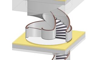 """<div class=""""bildtext"""">Hat eine Treppenanlage ein so außergewöhnliches Design, ist für die Umsetzung eine 3D-Planung nötig.</div>"""