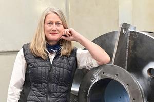 """<div class=""""bildtext"""">Kirsten Schönharting, Gesellschafterin der Schorisch-Gruppe.</div>"""