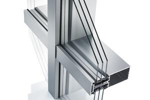 """<div class=""""bildtext"""">Prinzipiell liegt die Wahl der Produkte beim ausführenden Betrieb: Möchte der Metallbauer das Fassaden-Profilsystem von Gutmann, ...</div>"""