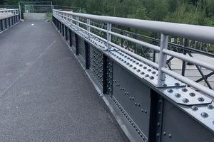 """<div class=""""bildtext"""">Heckmann Stahl- und Metallbau aus Hoppegarten hat die Niettechnik denkmalgerecht umgesetzt.</div>"""