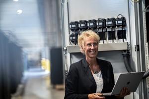 """<div class=""""bildtext"""">Ina Kuhlmann, Qualitäts- und Energiemanagement-Beauftragte.</div>"""