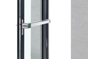 """<div class=""""bildtext"""">Mehrfachverriegelungen bieten erhöhten Einbruchschutz und kommen vermehrt bei überhohen Türflügeln zum Einsatz.</div>"""