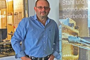 """<div class=""""bildtext"""">Der Unternehmer Dieter Baumann plant in der Schweiz eine neue Produktionsstätte mit 80 Mitarbeitern aufzubauen und sucht aktuell ein Grundstück.</div>"""