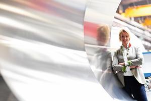 "<div class=""bildtext"">Dr. Nina Lorea Kley, Geschäftsführerin der Feldbinder Spezialfahrzeugwerke.</div>"