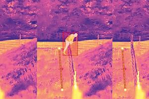 """<div class=""""bildtext"""">Über eine Videoüberwachung mit Wärmebilderkennung lassen sich Objekte sehr gut orten.</div>"""