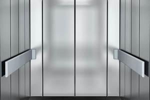 """<div class=""""bildtext"""">Inzwischen werden auch beim Bau von Aufzügen Klebstoffe eingesetzt.</div>"""